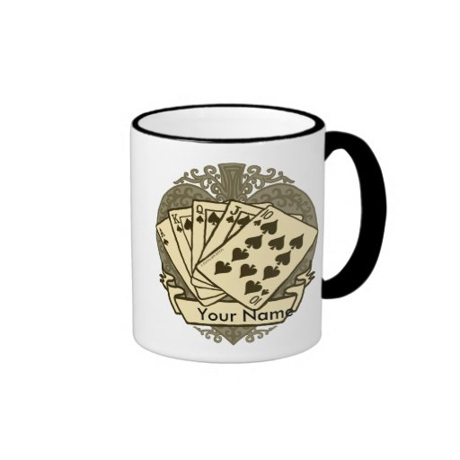 Good Poker Hand Coffee Mugs
