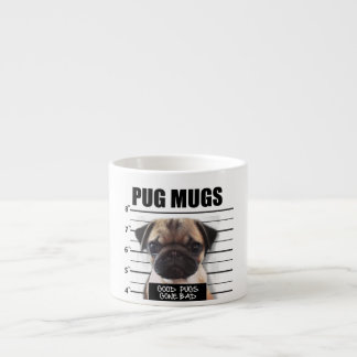 good pugs gone bad espresso cup