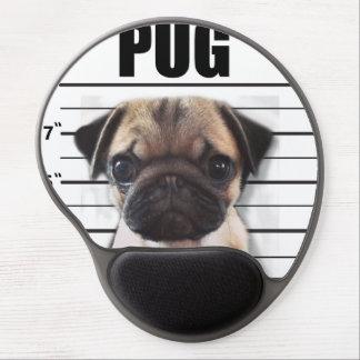 good pugs gone bad gel mouse pad