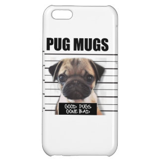 good pugs gone bad iPhone 5C case