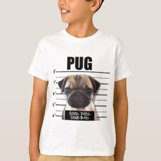 good pugs gone bad T-Shirt