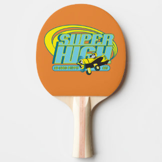 GOOD PUPPY Ping Pong . Super Fast - Super High Ping Pong Paddle