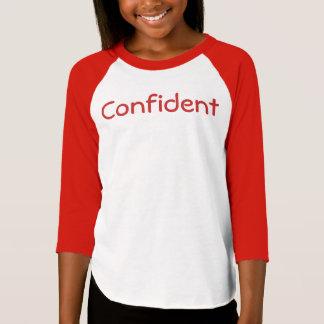 GOOD qualities Girl shirt Confident