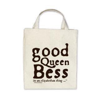 Good Queen Bess Canvas Bag