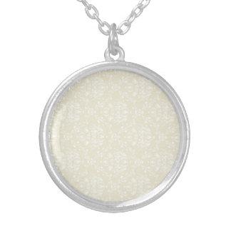 Good Sensitive Hard-Working Excellent Round Pendant Necklace