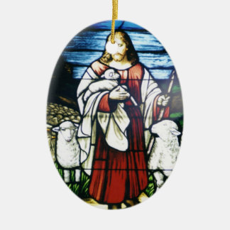 Good Shepard Christmas Ornament