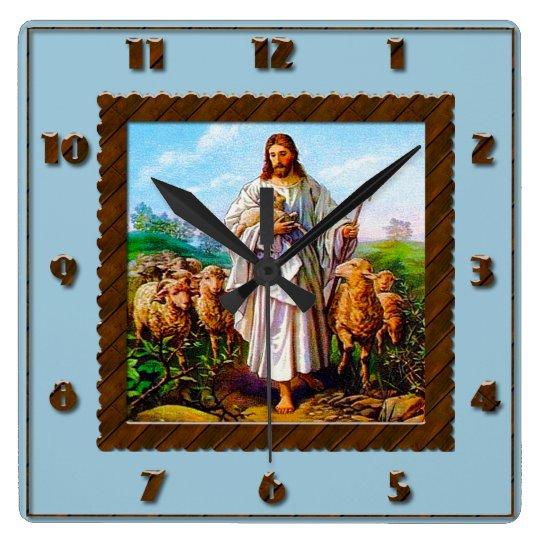Good Shepherd Square Clock