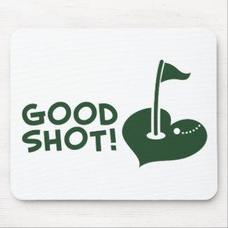 Good shot Golf Mouse Pad