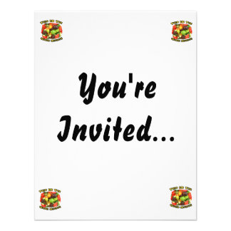 Good Stuff Hot Pepper Pile Design Image Invitations