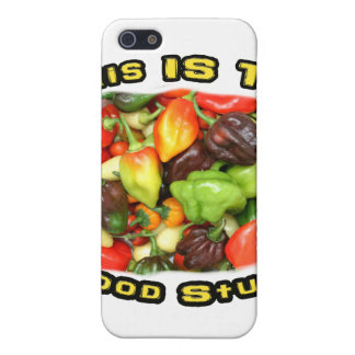 Good Stuff Hot Pepper Pile Design Image Covers For iPhone 5