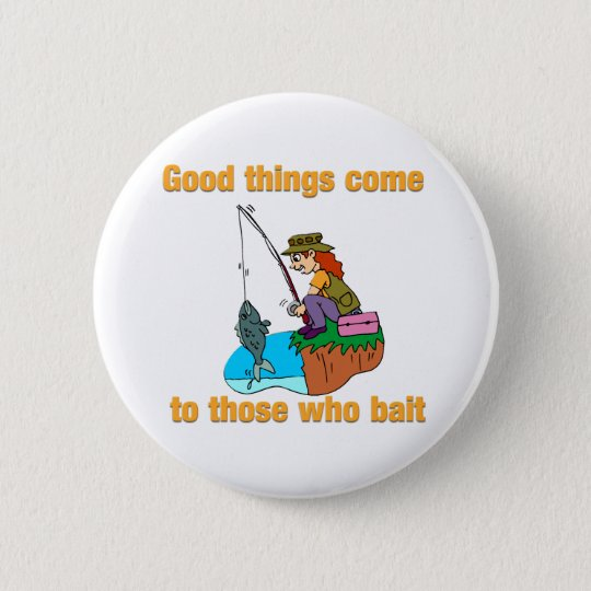 Good Things 6 Cm Round Badge