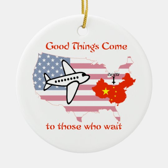 Good Things Come to Those Who Wait -China