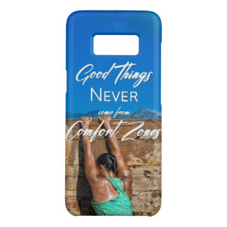 Good Things Never Come From Comfort Zones Case-Mate Samsung Galaxy S8 Case
