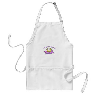 GOOD TO BE KING STANDARD APRON