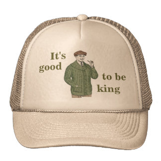 Good To Be King Dad's Hat