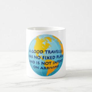 Good Traveller Basic White Mug