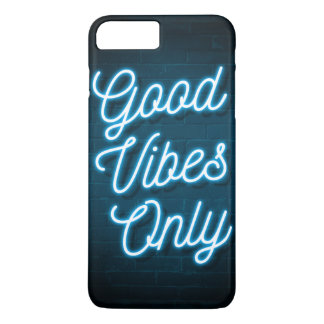 Good Vibes Only - Neon iPhone 8 Plus/7 Plus Case
