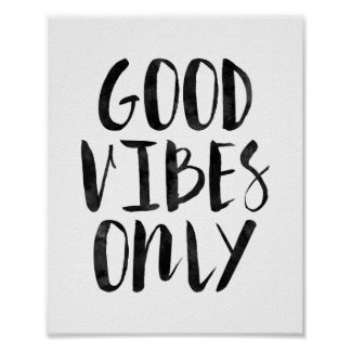 Inspirational Typography posters from Zazzle.