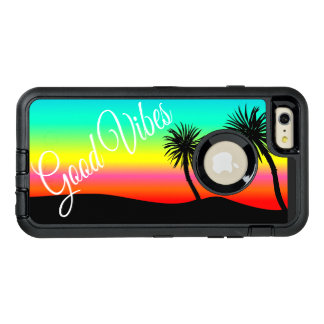 Good Vibes OtterBox Defender iPhone Case