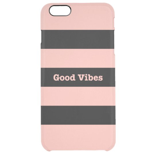 Good Vibes Rose Gold iPhone 6s Plus 6