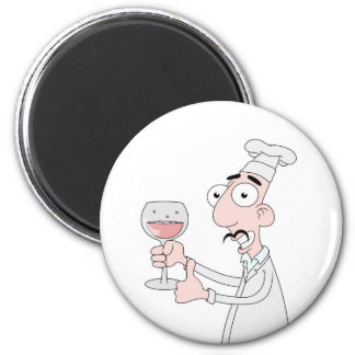 Good wine magnets