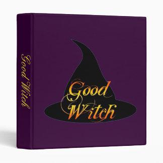 Good Witch Cute Halloween Custom Binder