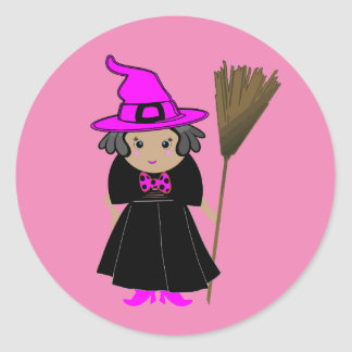 Good Witch - Cute Halloween Stickers