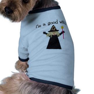 Good Witch Pet Tee Shirt