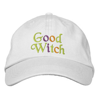 Good Witch Embroidered Hat
