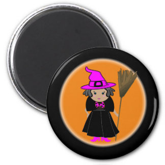 Good Witch - Halloween Magnets - Party Favors