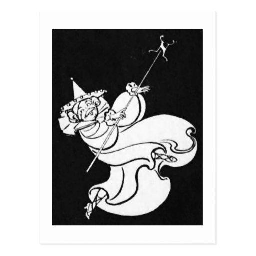 Good Witch Postcard