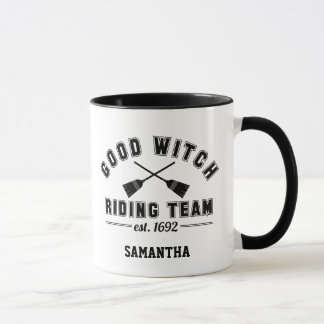 Good Witch Riding Team Halloween