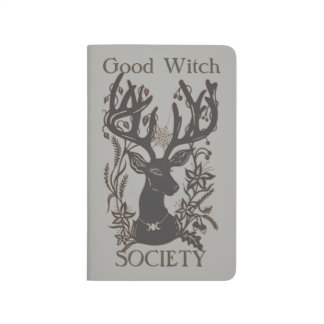 Good Witch Society Deer Pocket Notebook