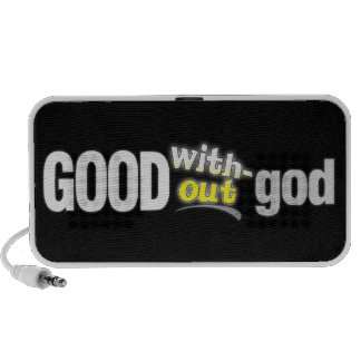 Good without god Speakers