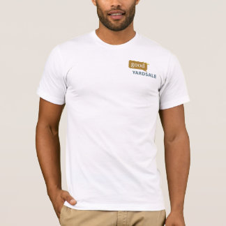 Good Yard Sale with flag T-Shirt