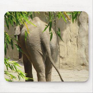 Goodbye Elephant Mousepad
