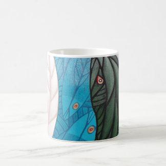 goodbye koi coffee mug