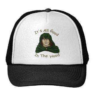 GoodInTheHoodLightHat Trucker Hats