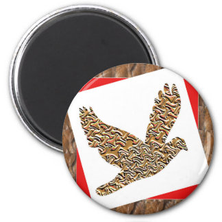 GoodLUCK Angel Bird Pet Kids Birthday Giveaway FUN Refrigerator Magnet