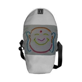 Goodluck Buddha Bag Courier Bags