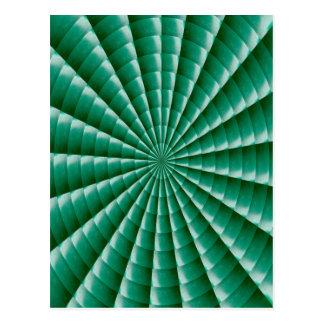 GoodLUCK Chakra Mandala Sparkle Wave Giveaway Gift Postcard