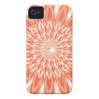 GoodLUCK Charm CHAKRA Sun Sunflower ART GIFTS Case-Mate iPhone 4 Case
