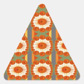 Goodluck Gesture : Flower Marigold Beauty Stickers