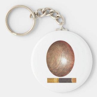 GoodLuck GIFTS : Tibetan Singing Bowl Key Ring