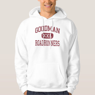 Goodman - Roadrunners - Middle - Gig Harbor Hooded Pullovers