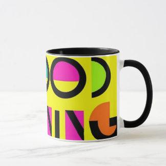 Goodmorning mug