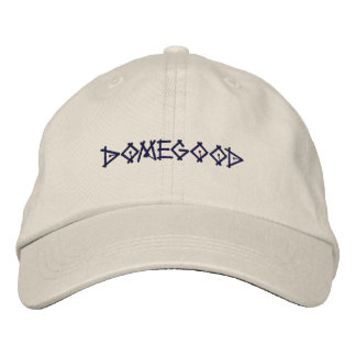 Goodness Embroidered Hat