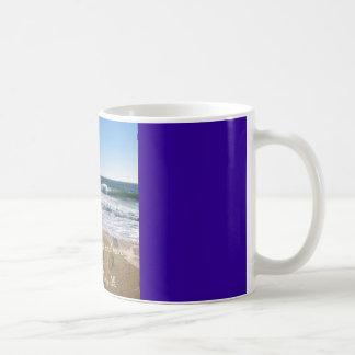 Goodness & Mercy Mug_by Elenne Boothe Basic White Mug