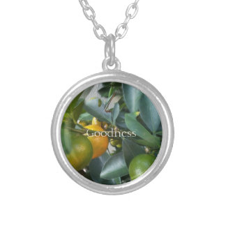 Goodness Personalized Necklace