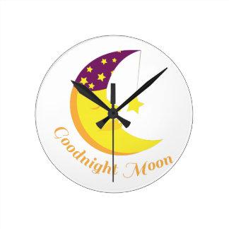 Goodnight Moon Clocks
